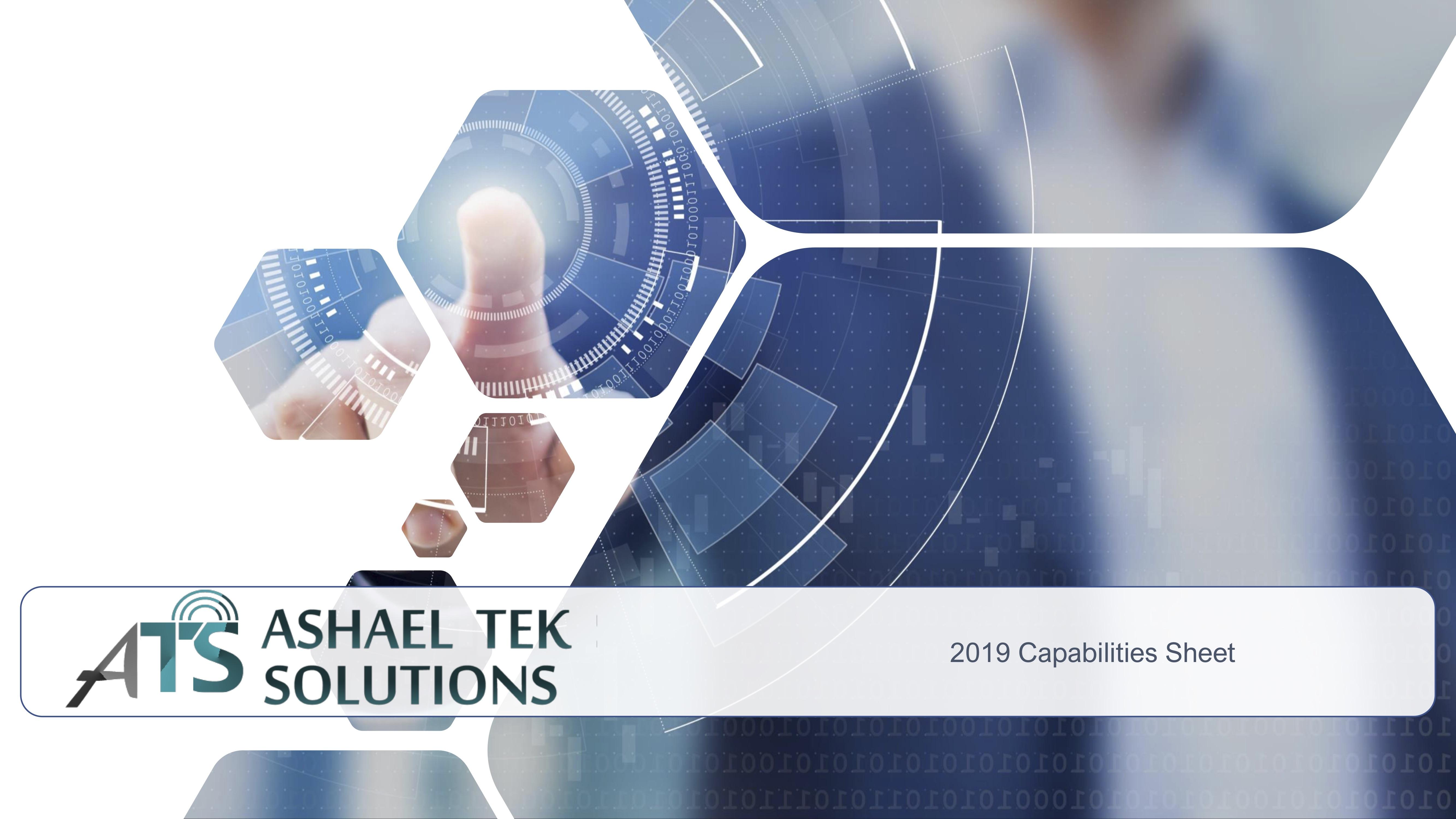 Ashael Tek Capabilities 2019